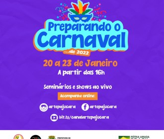 Seminários e shows ao vivo preparam Maceió para o carnaval de 2022