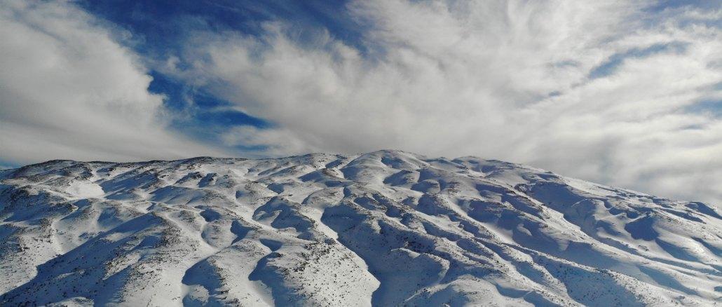 Mountain Snow Lebanon