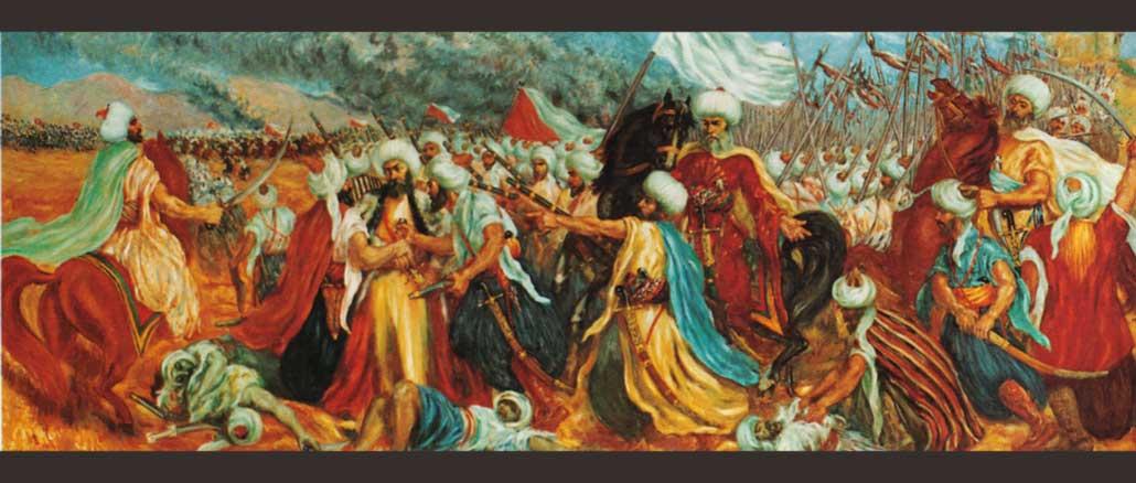 Fakhreddine - Slaget vid Anjar 1623