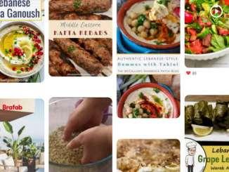 Libanesiska maträtter