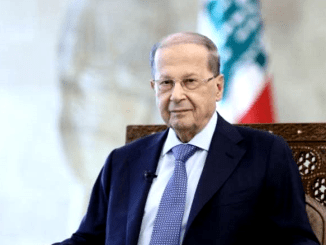 Michel Aoun about the formation of the government