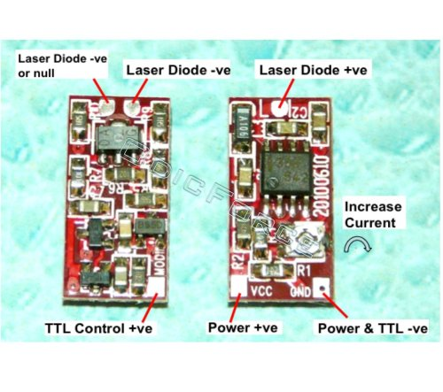 small resolution of laser driver board v1 30 330ma optional ttl