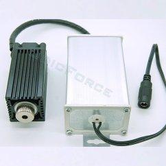 1w Blue Laser Diagram Delta Temperature Controller Wiring 450nm Ttl Module With Focusing Lens Cnc