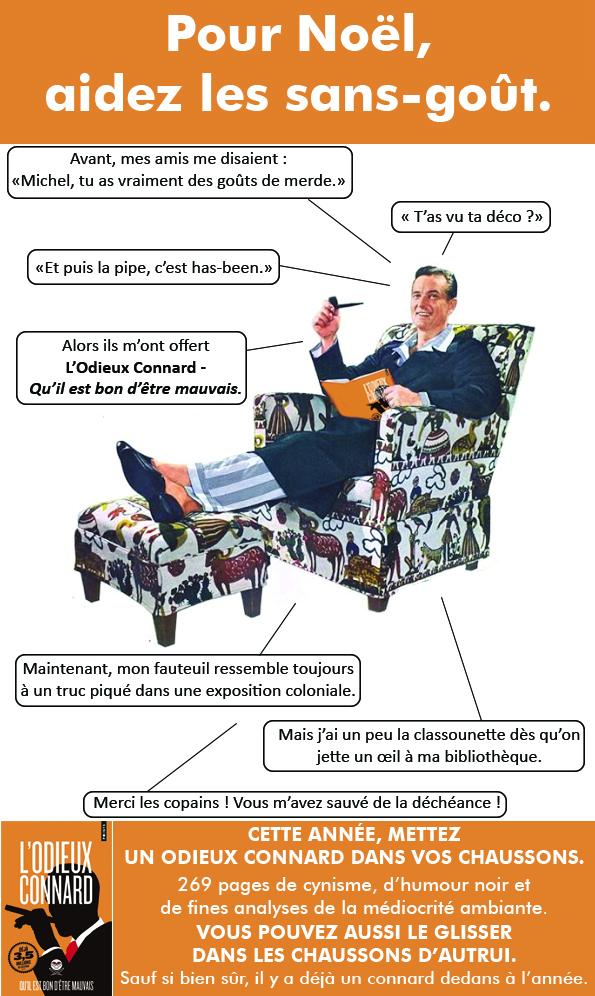 Le Blog D'un Odieux Connard : odieux, connard, Opération, Odieux, Connard, Chaussons.