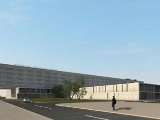 Novo hospital central do Alentejo