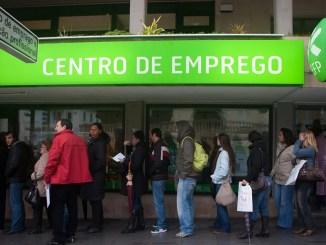 Números do desemprego no Alentejo
