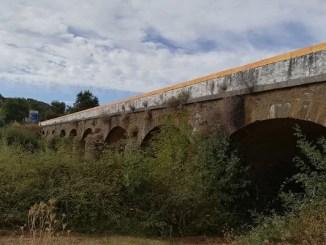 Ponte do Vascão alvo de obras