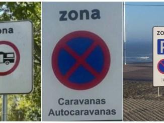 Autarquias estão a impedir o estacionamento de autocaravanas com sinais ilegais, denuncia a Ass. de Autocaravanistas