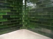 hoek groene kamer