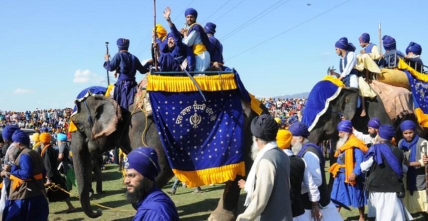Image result for anandpur sahib hola mohalla