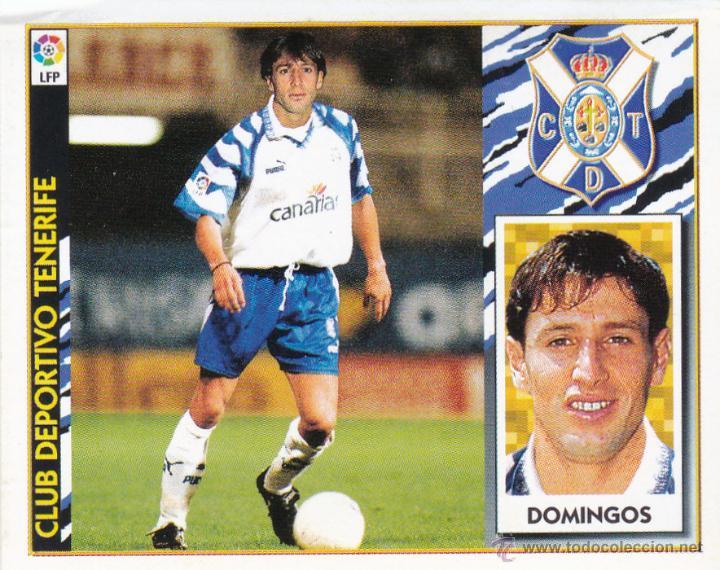 Escribimos unas líneas sobre Domingos, goleador portugués y fichaje random del Tenerife.