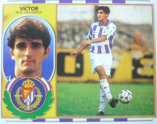 Ha vuelto el fútbol los lunes y hoy se juega un Villarreal-Valladolid que seguro nuestro protagonista de hoy no se quiere perder, ya que desarrolló gran parte de su carrera en ambos clubes. Hablamos de Víctor