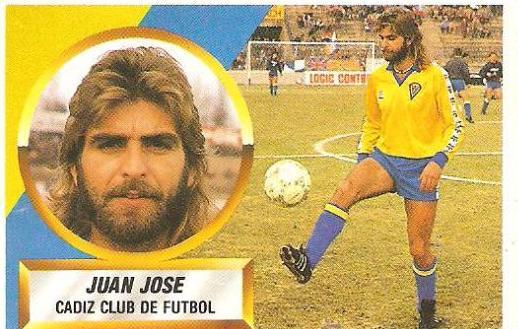 Juan José Jiménez Collar, con motivo del Cádiz-Real Madrid vamos a recordar a un futbolista de los que nos gustan, estilo Teen Wolf.