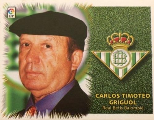 Carlos Timoteo Griguol se despidió ayer de nosotros. Descanse en paz, maestro de maestros.