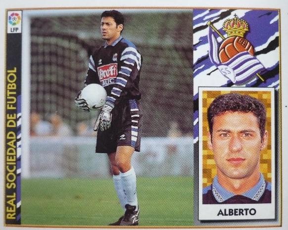 Recordamos a Alberto, el porterazo de la Real Sociedad que encajó tres goles de Romario el día del debut del brasileño en la Liga el 5 de septiembre de 1993.