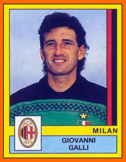 Recordamos al portero del Milan de Sacchi, Giovanni Galli, uno de los mejores porteros italianos de su época.