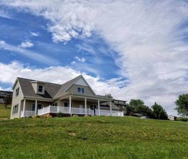 Quiet Home In Harrisonburg With Spectacular Shenandoah Valley Views