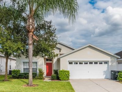 Stunning 4 Bedroom 2 Bath Pool Home In Windsor Palms Resort Near All Orlando Attractions Kissimmee