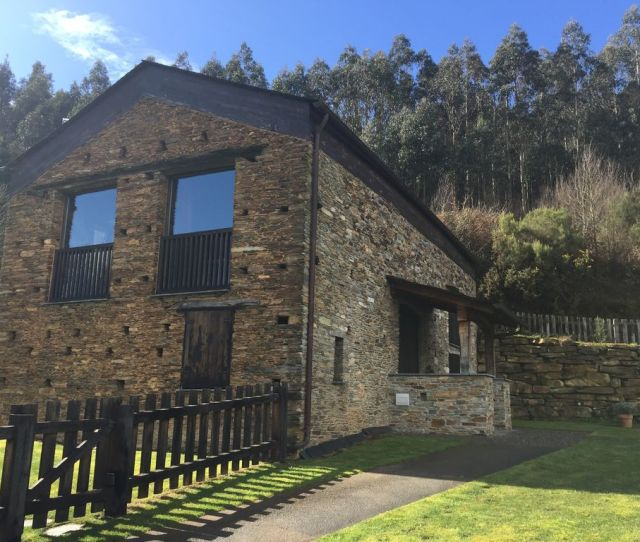 Self Catering Barn In Rural Galicia A Great Base To Explore The Area