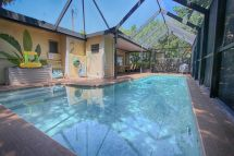 vacation rental home with private