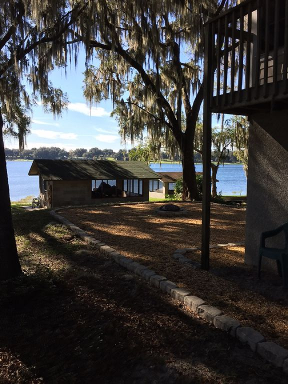 Lake Front House in Dade City FL  Dade City