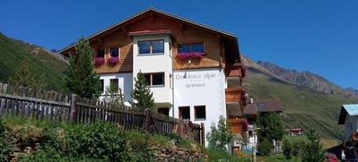 Apartments In The Most Beautiful Panoramic Location For Families And Groups Alpine Graun Im Vinschgau