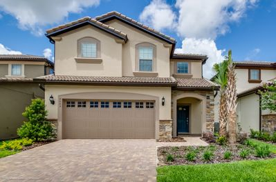 Luxury 6 Bed Villa With Pool Spa Game Room Resort Clubhouse Minutes To Disney Kissimmee