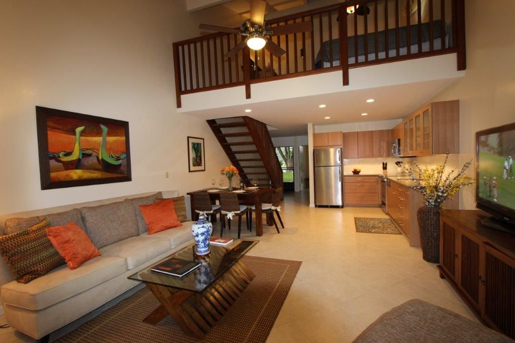 Beautiful 2BRLOFT Townhouse Turtle Bay VRBO