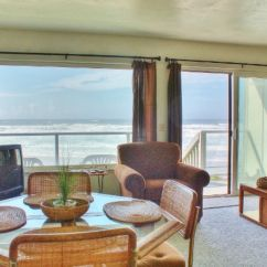 Newport Sofa Convertible Bed Marge Carson Scarlett Sands Lookout At Nye Beach - Front,ea... Vrbo