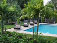 Luxurious Home And Tropical Garden With... - HomeAway ...