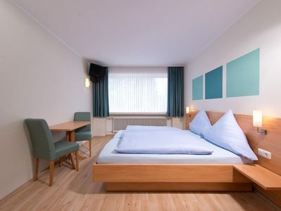 Economy Double Room Shower In Room Sep Wc Seehotel Am Stausee Gerolstein
