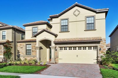 Championsgate 9 Bed Luxury Executive Villa Sleeps 30 2 West Facing Pool Spa Champions Gate