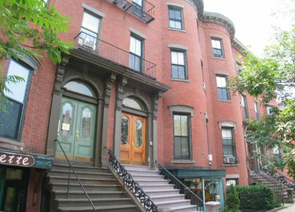 Best Location on Tremont St in Bostons South End by