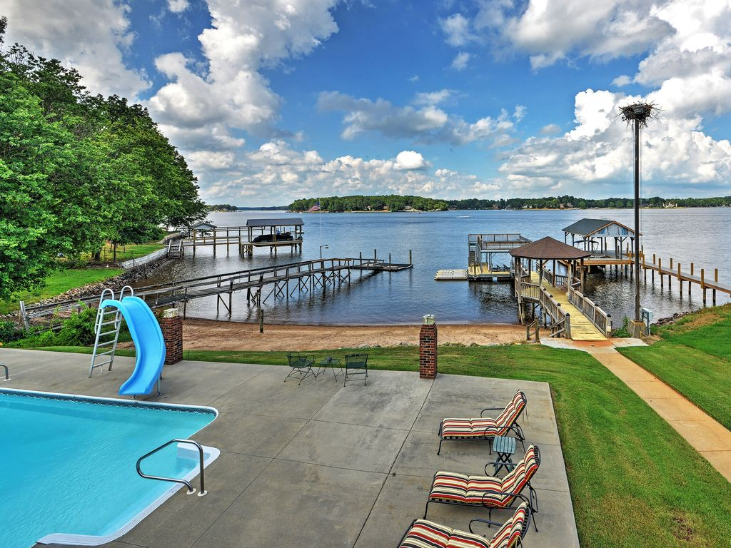 Chair Rental Denver 2br Lake Norman Duplex W Private Pool And Gaz Homeaway