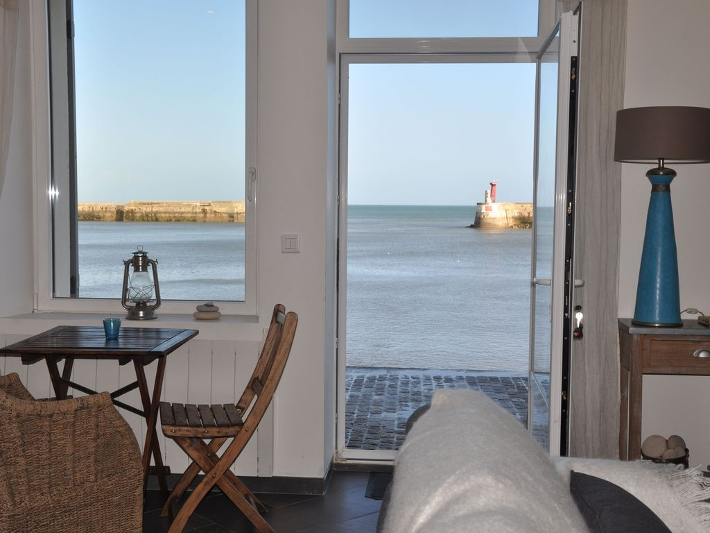 Seafront Exceptional Sea View Charm Fire HomeAway