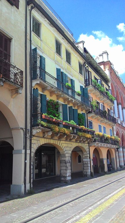 A little home in front of Prato della Vall HomeAway