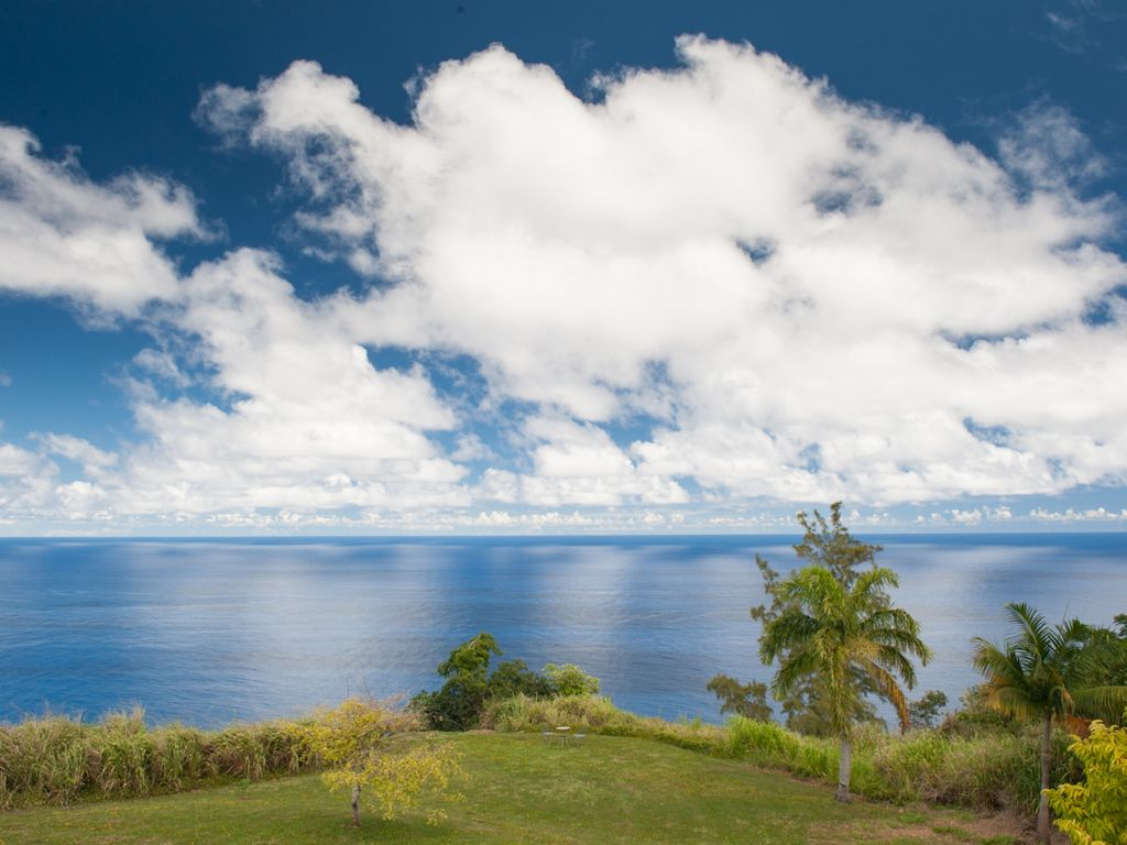 Exotic Orchard on Ocean Cliff WaterfallOc  VRBO