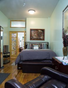Beautiful One Bedroom Apartment In Classic Brownstone Harlem New York City Manhattan