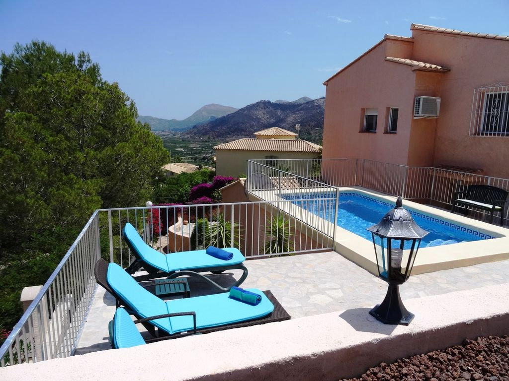 Casa Oliva Netherlands Casa Sofia Luxury Villa Near Pego With Private Pool And Stunning Views Adsubia