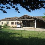 French Farmhouse With Pool And Views Of The Pyrenees Aurignac