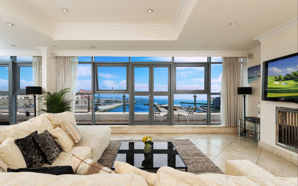 Galway Bay Views Throughout Floor To Ceiling Windows