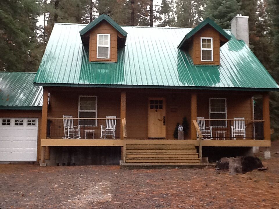 Little Cabin In The Woods 710562