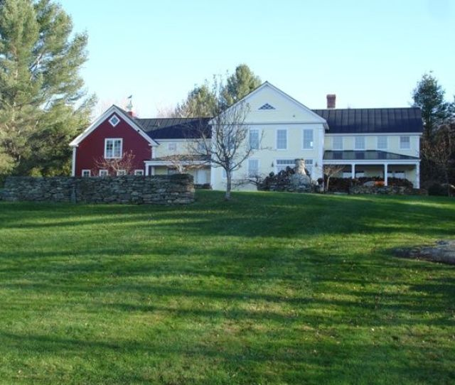 Troutlily Farm Overlooks  Acres Of Pasture And Expansive Mountain Views