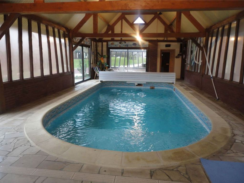 Piscine Jacuzzi Sauna Bruxelles Charming House With Pool Sauna Jacuzzi And Large Park Broquiers