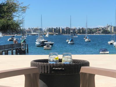 Manly Beachside Forty Baskets Beach Balgowlah Heights