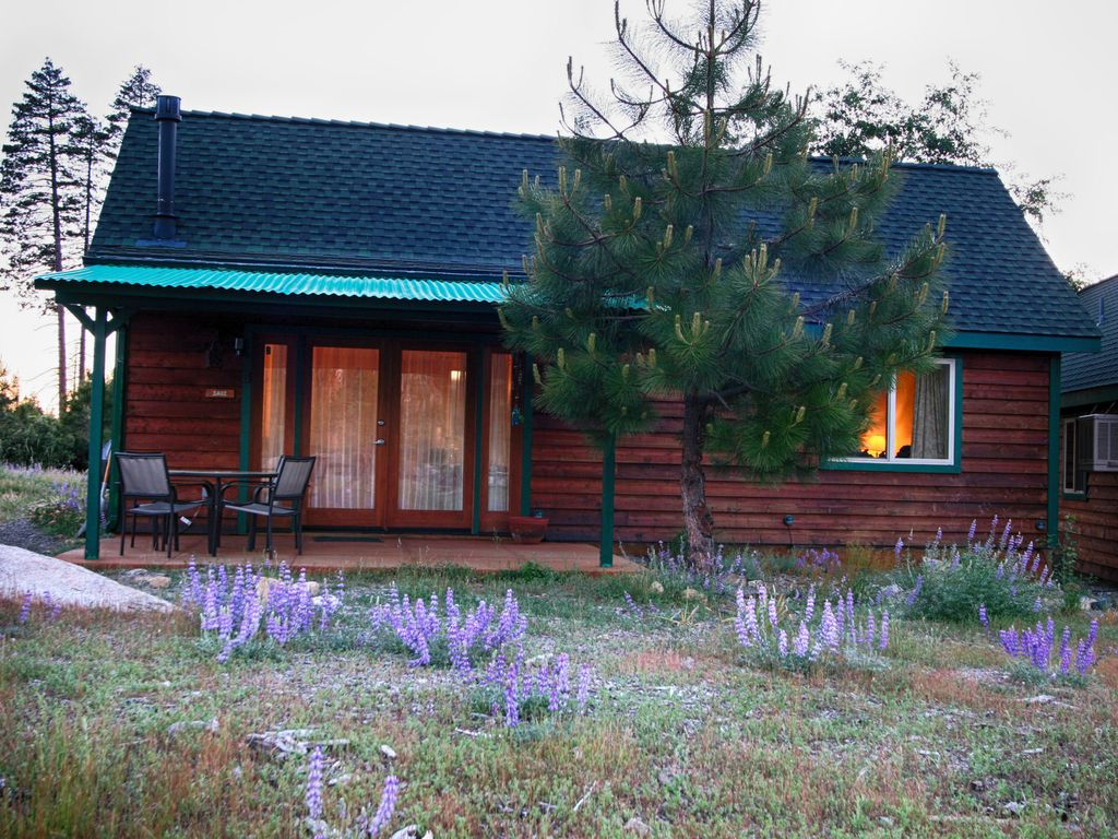 Yosemite Hilltop Cabins Sage Cabin15 min to the Valley