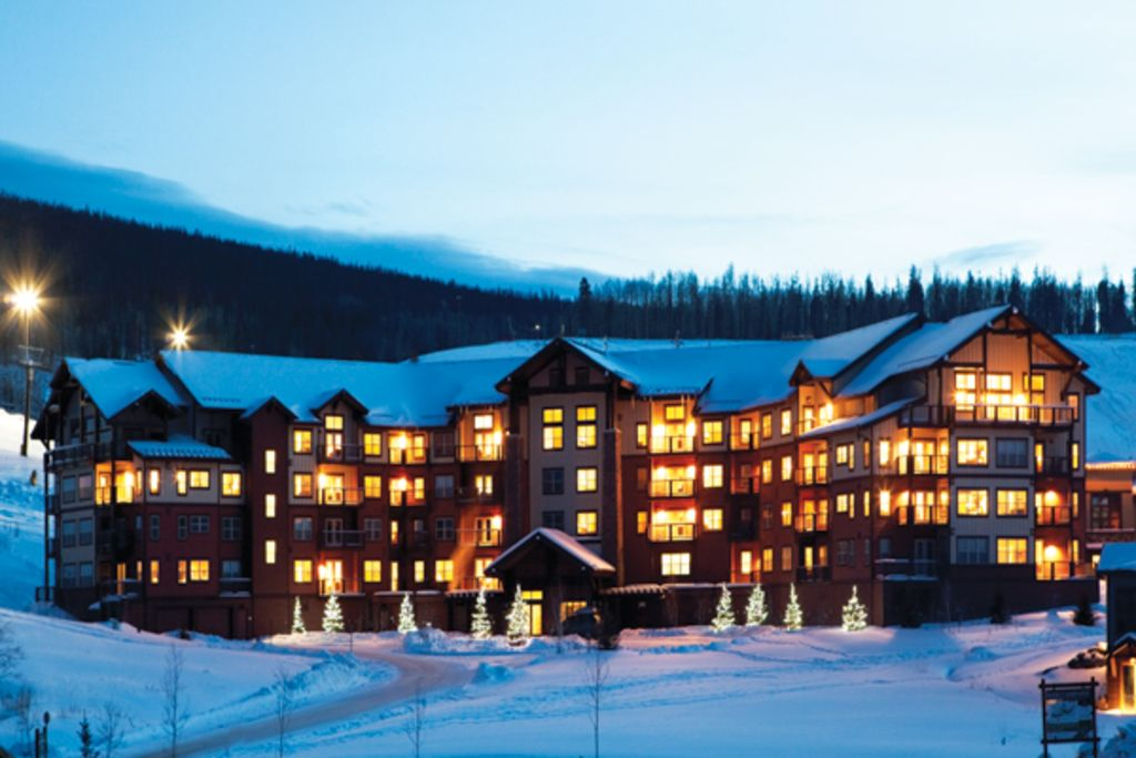 Ski inSki out Luxury at Base Camp One in Granby Ranch