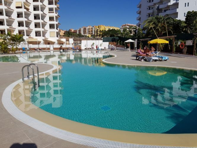 Apartment Is Situated On A Very Por Holiday Complex San Marino Los Cristianos