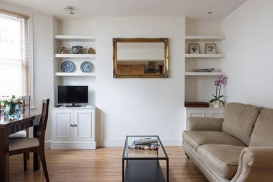 Lovely 2br Fulham Apartment With Terrace London Borough Of Hammersmith And Fulham