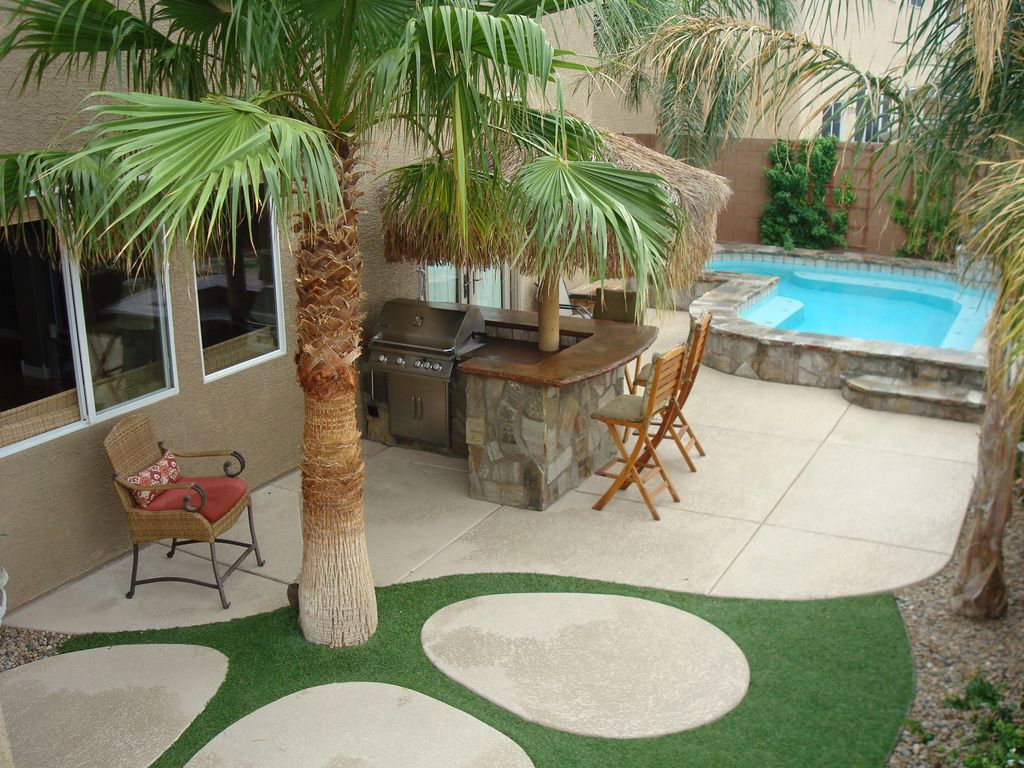 Tropical Themed  Dual Master Suitestiki  Homeaway